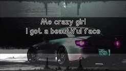 [EBV] Dolly Pop - Girl in the night (Lyrics-Visualizer)
