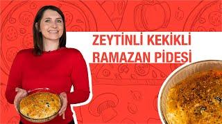 Ramazana Özel Kekikli Zeytinli Ramazan Pidesi // n11 ile Yemekte n Var