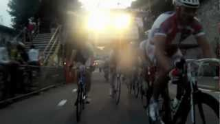 5 minutes and 24 seconds of Pain. Bike cam at the Castelli Feltre 24 hour Race 2012