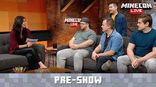 MINECON Live 2019: Pre-Show ft. Jessica Chobot
