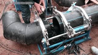 Сварка полиэтиленовых труб (сварка пэ труб)(ООО