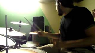 Tumi&The Volume/Of Parties And Stars/Drumcover by flob234