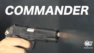 ELAN COLT COMBAT COMMANDER PROPGUN REVIEW