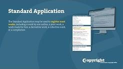 Standard Application: Tutorial (2018)