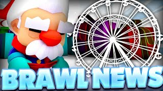 BRAWL NEWS! - Brawlidays On The Way! - Supercell Make 3, Carnival Theme WKBRL Sounds & More!