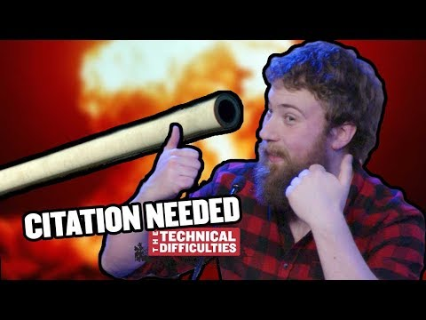 Atomic Annie and Blue Peacock: Citation Needed 7x06