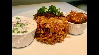 Paleo / Keto Chicken Biriyani | Paleo biriyani rice | Jo kitchen Biriyani, biriyani,... favourite to most of us. Here we go ... A Diwali special treat !!! Ingredients: 200g ...
