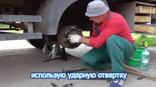 видео Ремонт редуктора заднего моста МАЗ 4370