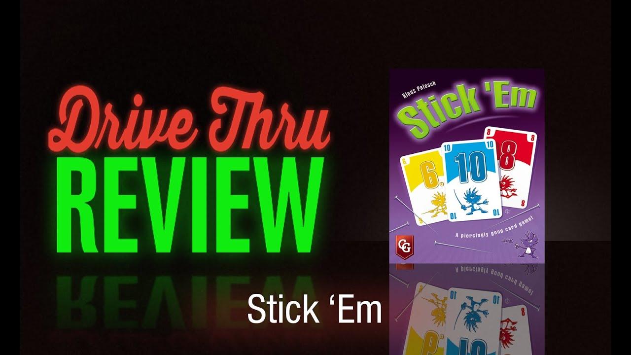 Stick 'Em Review