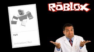 New Mysterious Roblox Animation Package?