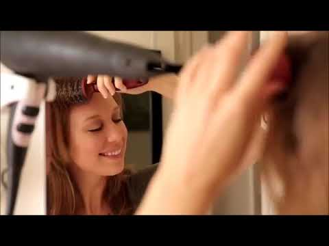 Bestie Brands Hair Dryer Holder - Hands Free Wall Mounted Blow Drying Stand