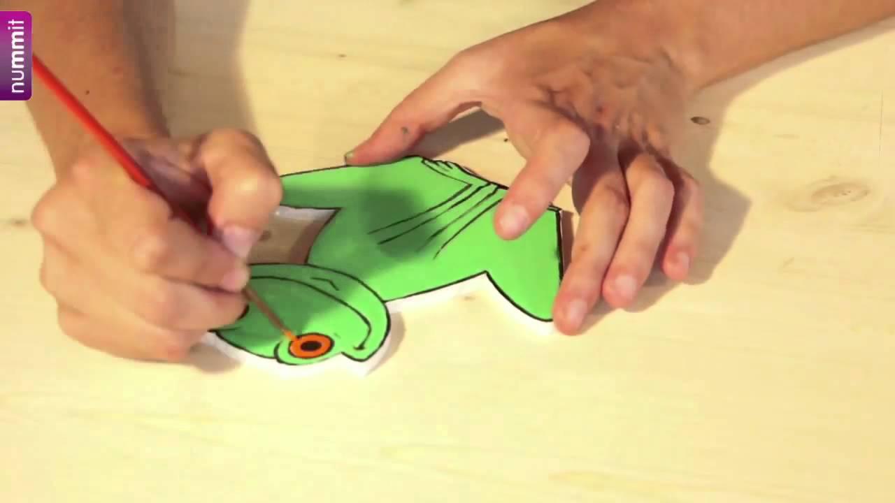 Manualidades en komafoam cart n pluma handicrafts with - Manualidades en carton ...