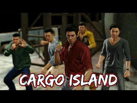 Yakuza 6: The Song of Life - Long Battles: 4 - Cargo Island (LEGEND)
