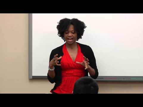 Princeton Career Services' Presents the IMAGINE Speaker Series Guest speaker Maisha Walker '94