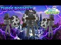 Triple the Bosses Triple the fun! 400 Sub Special! Minecraft Skybounds //New TFI// S2 Ep.33