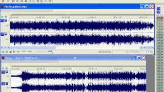 интерфейс Sound Forge Pro 10 (1/46)