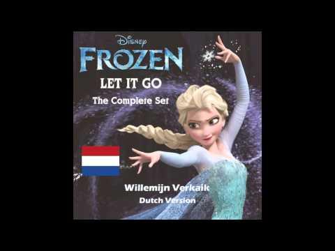 Frozen - Let It Go(Laat het los) (Dutch Version)