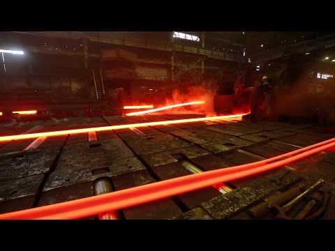 Сделано в Кузбассе HD: Производство швеллера на ГМЗ