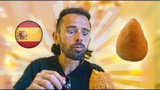 STRANIERI assaggiano ARANCINI SICILIANI per la PRIMA volta - thepillow