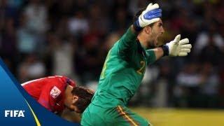 Spanish top Koreans in penalty thriller