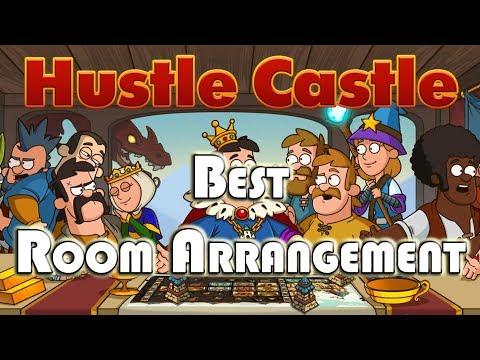 Hustle Castle - Review, Brief Introduction And Best Room Arrangement!!!