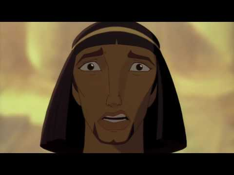 Moses Killing An Egyptian || Scene From