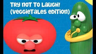 Try Not to Laugh - VeggieTales Edition