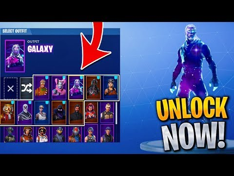 How to UNLOCK EVERY Unreleased & RARE Skin for FREE in Fortnite...