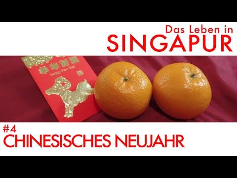 CHINESISCHES NEUJAHR   Das Leben in Singapur #4