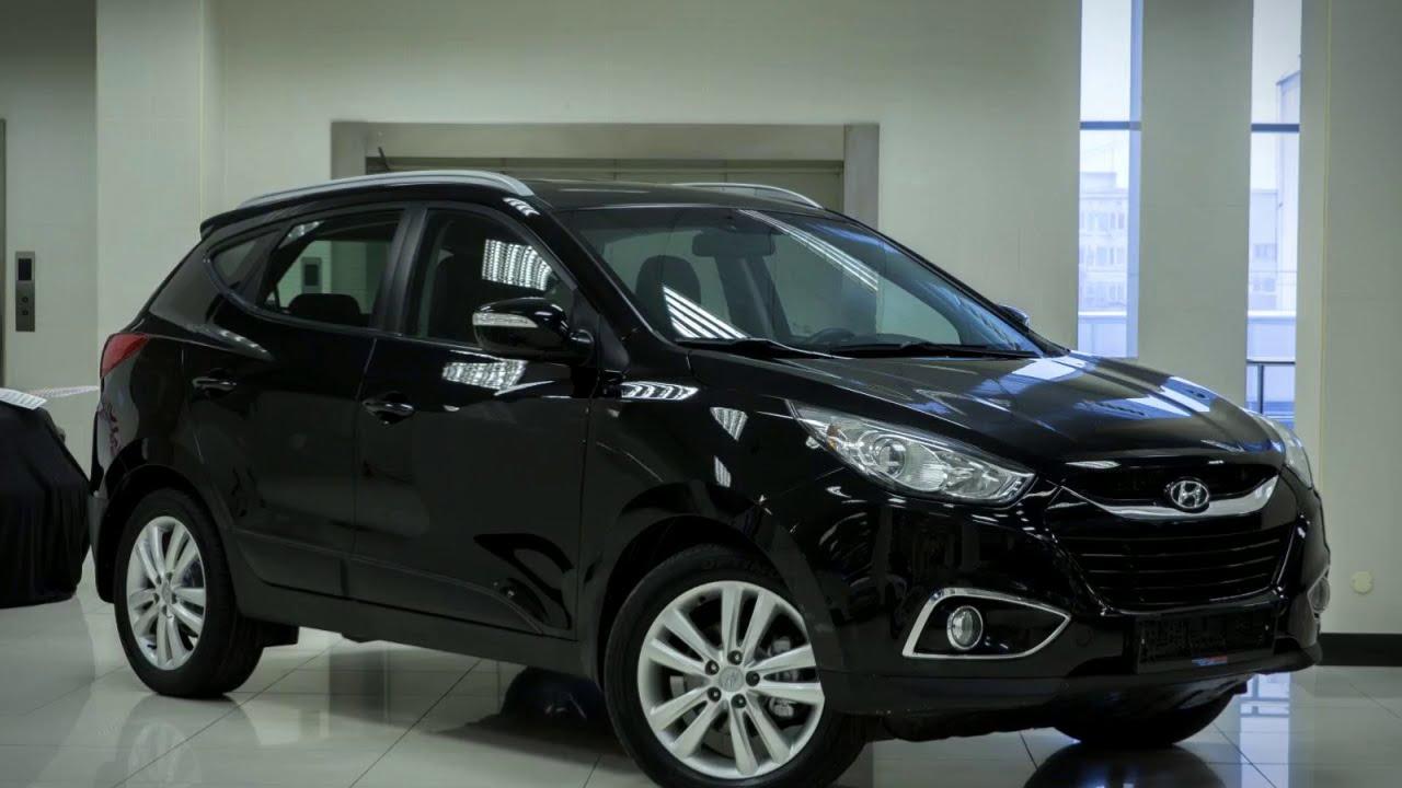 Hyundai ix35 с пробегом 2013   Автомобили с пробегом ТТС Казань .