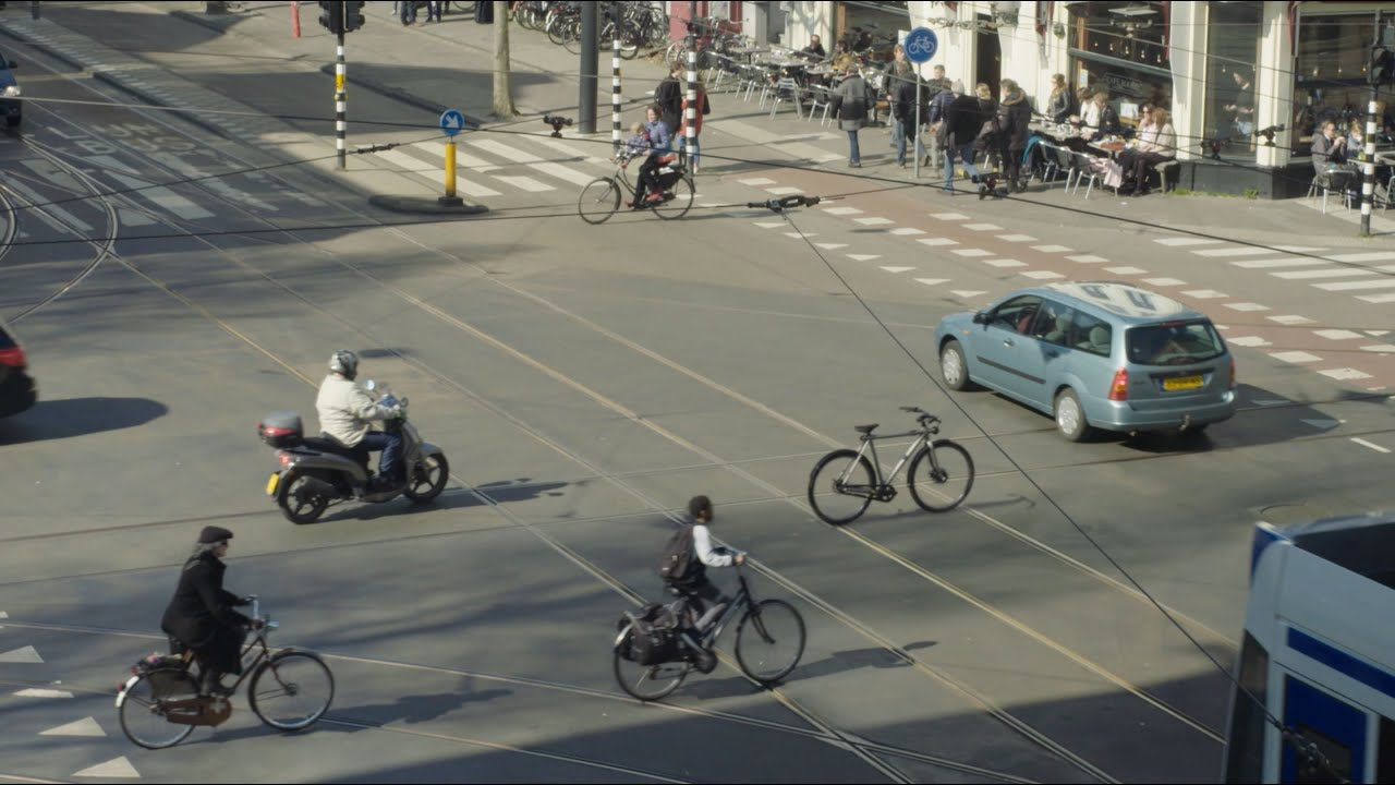 The making of... Introducing the self-driving bicycle in the Netherlands