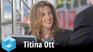 Titina Ott - Oracle OpenWorld 2015 - theCUBE  - #OOW15