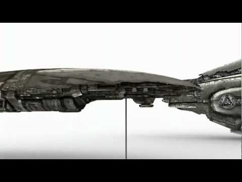 EVE Online Ship Sizes - YouTube