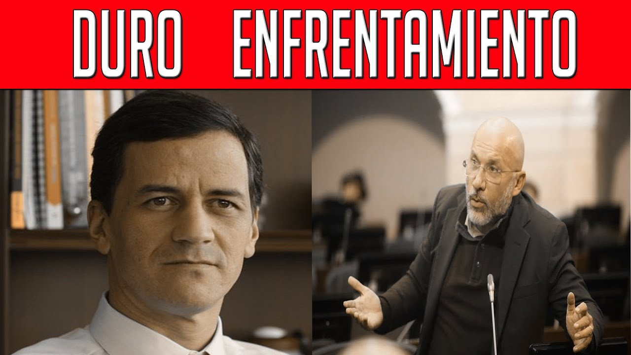 Roy Barreras y Rafael Nieto Tienen Acalorado Debate por DIH
