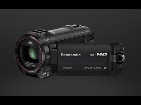 Panasonic HC-W850M Camcorder Drivers