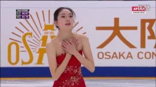 李子君Zijun Li、張靚穎Jane Zhang【我用所有報答愛/Only For Love】 (2016 ISU World Figure Skating Championships)