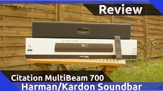 Harman/Kardon Citation Multibeam 700 Soundbar Review (2020)