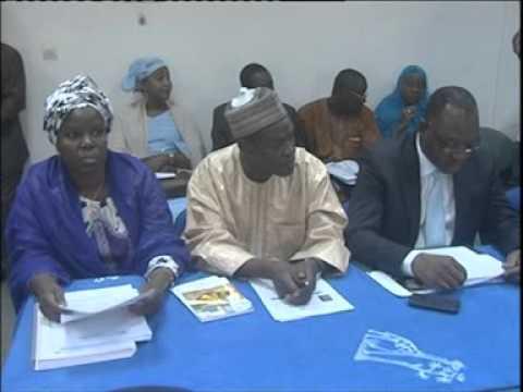 Lancement Doing Business 2016 au Niger