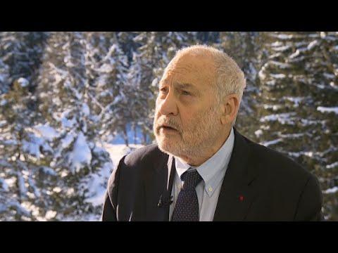 Joseph Stiglitz: Political climate is reflecting a discontent