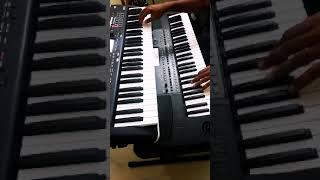 Neene rama neene shyama | mukunda muraari | keyboard cover | instrumental | kannada song |