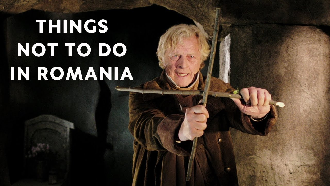 10 Things NOT to Do in Romania
