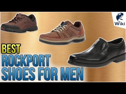 10 Best Rockport Shoes For Men 2018