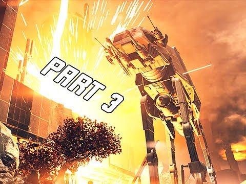 STAR WARS BATTLEFRONT 2 Walkthrough Part 3 - Rebellion (PC Let's Play Commentary)