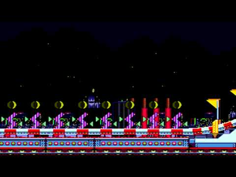 Sonic 3 - Carnival Night Zone: Act 1 (Sonic 2 Remix)