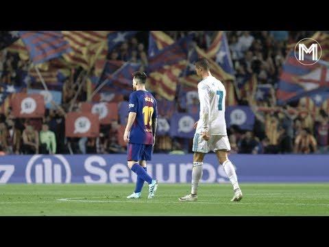 Lionel Messi vs Cristiano Ronaldo - Equality? - HD