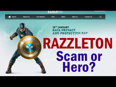 Razzleton Healthcare HYIP Scam Review   Mike Dennis