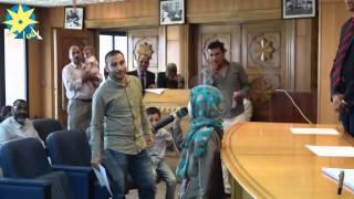 جمعية الزمالة بوكالة أنباء الشرق الأوسط توزع جوائز حفظ القرءان الكريم علي أبناء العاملين