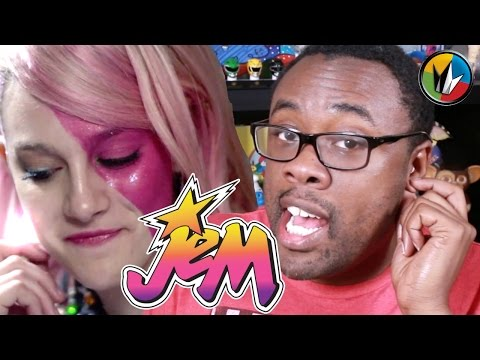 Catching Up With Andre: Jem And The Holograms - Regal Cinemas 2015 [HD]