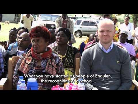 Zara Charity Tanzania announce the opening of Masaai Pre - School in Ngorongoro crater