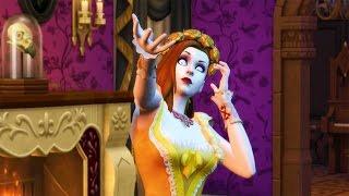 Vampire Madness! | The Sims 4 Vampires Ep.1